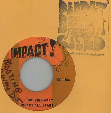 Impact All Stars - Grooving Away