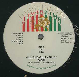 Bassy - Hill And Gully Slide / Hot