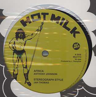 Anthony Johnson / Barrington Levy / Rod Taylor - Africa / Wicked Intention / Promised Land