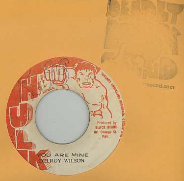 Delroy Wilson - You Are Mine