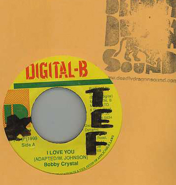 Bobby Crystal - I Love You