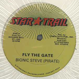 Bionic Steve - Fly The Gate