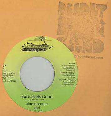 Maria Fenton / Errol Strength - Sure Feels Good / Mountain Top
