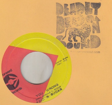 Eric Bubbles & Sugar Minott - You Wrong