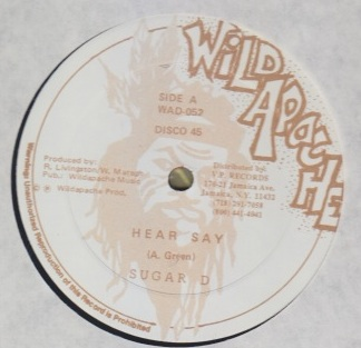 Sugar D / Tumpa Lion - Hear Say / Girls Girls