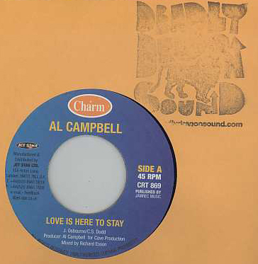 Al Campbell - Love Is Here To Stay