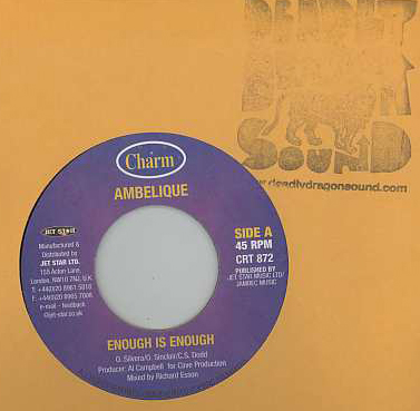 Ambelique - Enough Is Enough