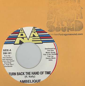 Ambelique - Turn Back The Hand Of Time
