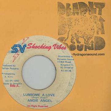 Angie Angel - Lumsome A Love