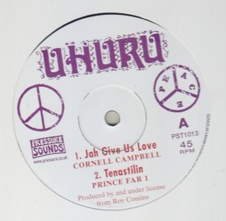 Cornel Campbell / Charlie Chaplin - Jah Give Us Love / Air Is Polluted