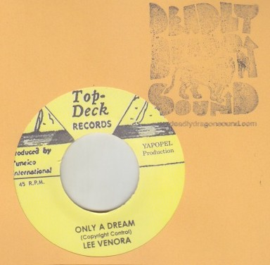 Lee Venora / Jets - Only A Dream / Fresh Out Of Love