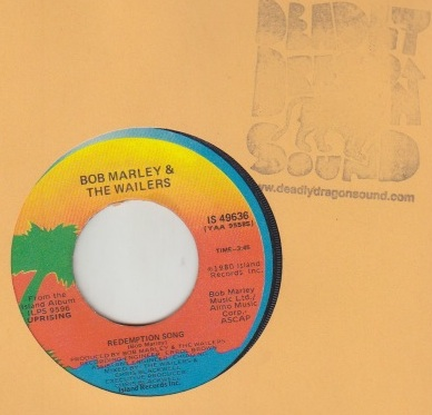 Bob Marley & The Wailers - Redemption Song / Coming in From the Cold
