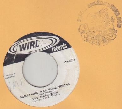 Emile Straker & Merrymen - Something Has Gone Wrong / The Fugitive