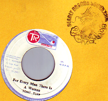 Tony Tuff - For Every man There is a Woman
