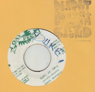 Errol Dunkley - Baby Be True / Whats Your Mouse