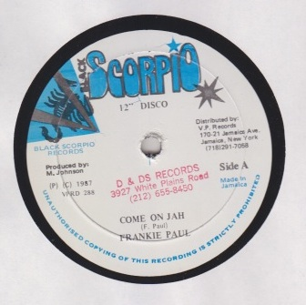 Frankie Paul - Come On Jah