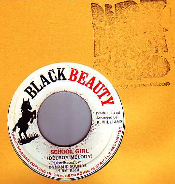 Delroy Melody - School Girl