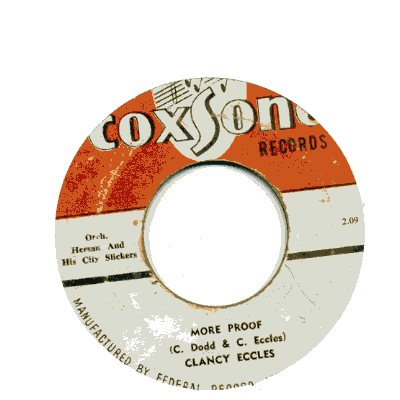 Clancy Eccles - More Proof