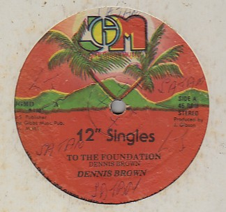 Dennis Brown - To The Foundation