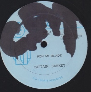 Captain Barkey - Pan Mi Blade