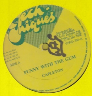 Capleton / Lady Shabba - Punny with the Gum / Me have the touch