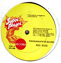 Anthony Red Rose - Raggamuffin Sound