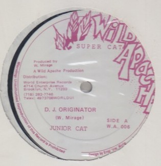 Junior Cat - DJ Originator
