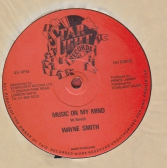 Wayne Smith / Johnny Osbourne - Music On My Mind / Water Pumping