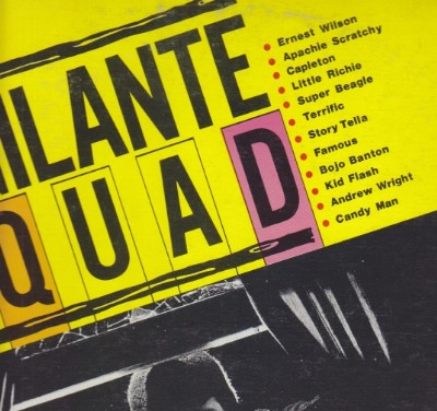 Various Artists - Vigilante Squad