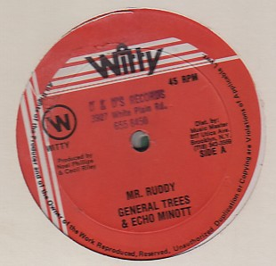 General Trees & Echo Minott - Mr. Ruddy