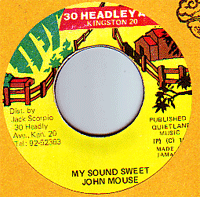 John Mouse - My Sound Sweet