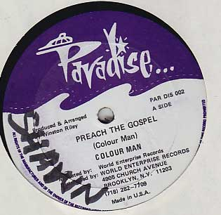 Colour Man / Michael Prophet - Preach the Gospel / Who Control Them