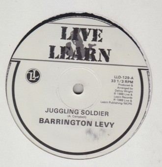 Barrington Levy - Juggling Soldier