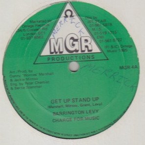 Barrington Levy - Get Up Stand Up