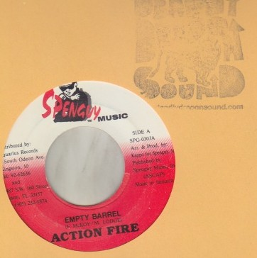 Action Fire - Empty Barrel