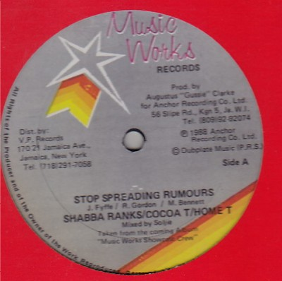 Shabba & Cocoa Tea & Home T - Stop Spreading Rumours