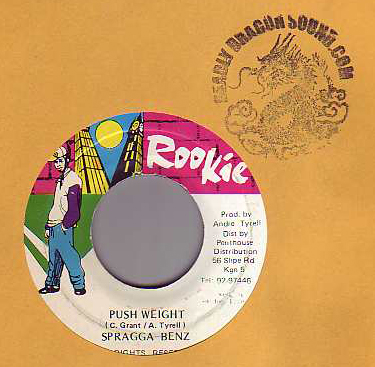 Spragga Benz - Push Weight