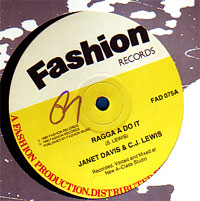 Janet Lee Davis & CJ Lewis - Ragga A Do It