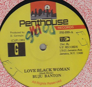 Buju Banton - Love Black Woman