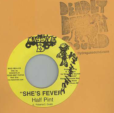Half Pint - Shes Fever