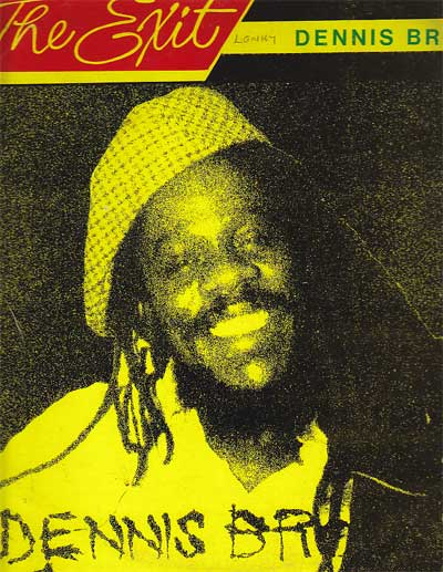 Dennis Brown - The Exit